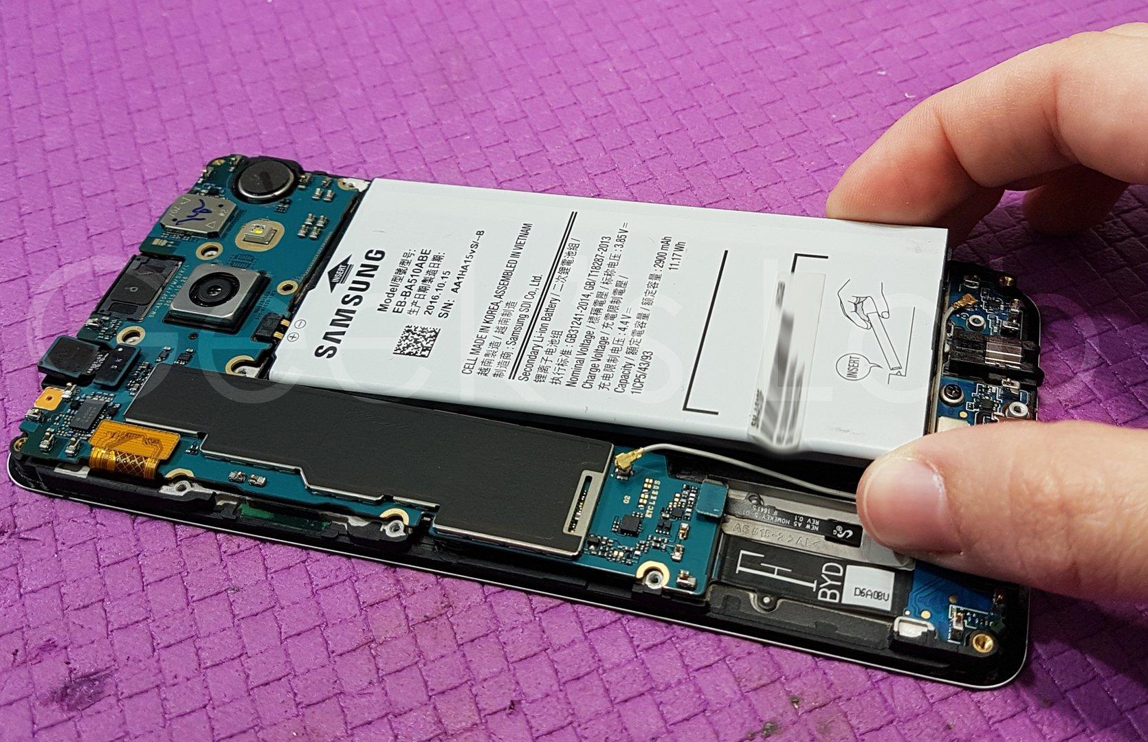 Sostituzione Batterie Samsung S5 S6 S7 (dove acquistare le migliori)