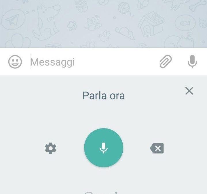 Tastiera scomparsa su dispositivo Android: Soluzione